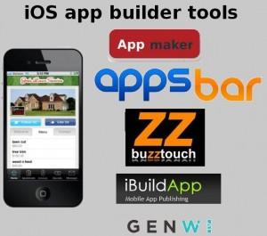 ios tool builder tool