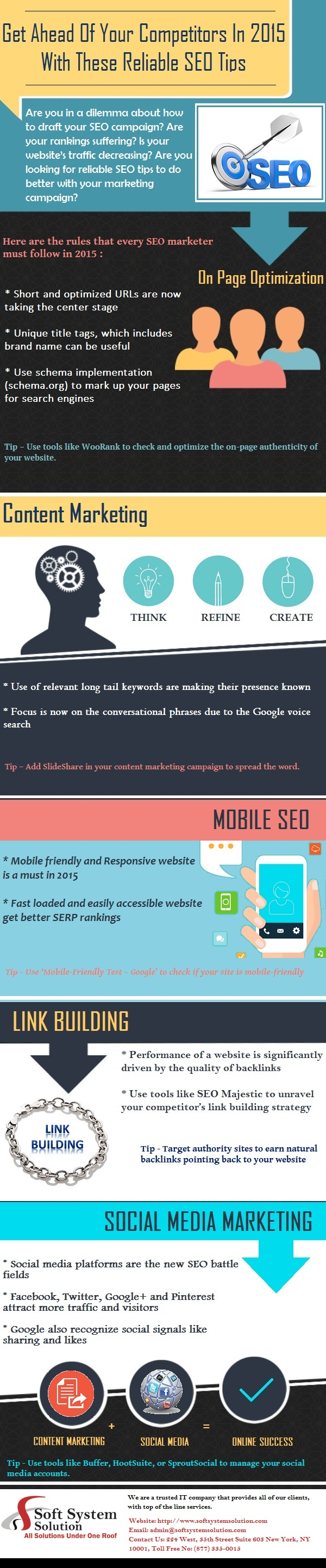 Get Ahead Of Your Competitors In 2015 With These Reliable SEO Tips