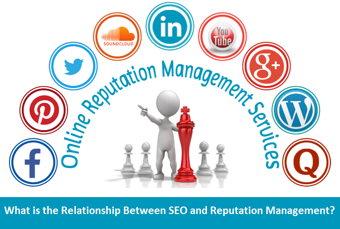 What is the Relationship between SEO and reputation management